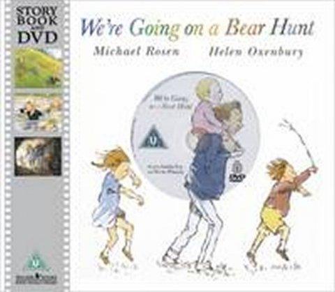 Rosen Michael: We´re Going on a Bear Hunt