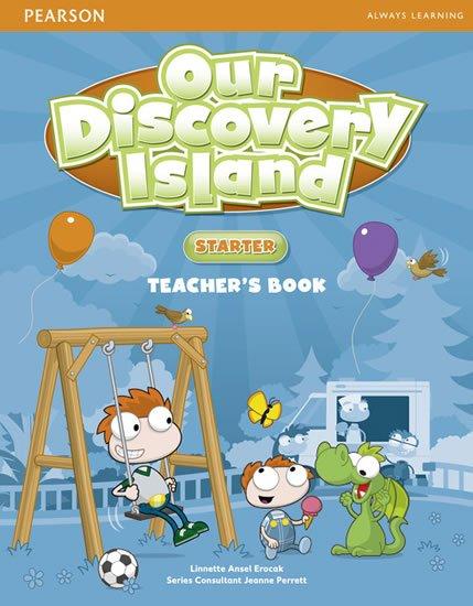 Erocak Linnette: Our Discovery Island Starter Teacher´s Book plus PIN code