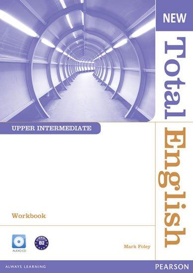 Foley Mark: New Total English Upper Intermediate Workbook w/ Audio CD Pack (no key)