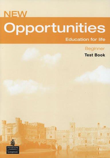 neuveden: New Opportunities Beginner Test CD Pack