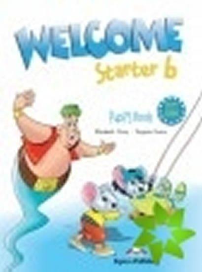 Evans Virginia: Welcome Starter B Pupil´s Book