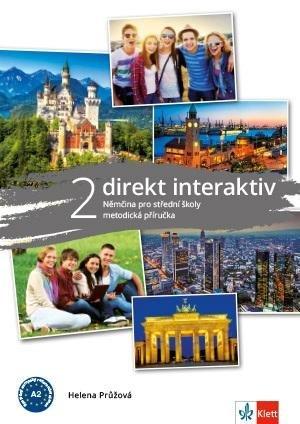 neuveden: Direkt interaktiv 2 (A2-B1) – metodická příručka s DVD