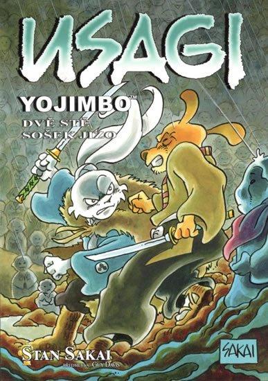 Sakai Stan: Usagi Yojimbo - Dvě stě sošek jizo