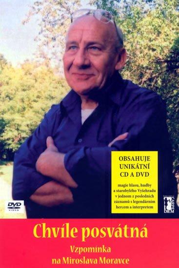 neuveden: Chvíle posvátná - Vzpomínka na Miroslava Moravce + CD + DVD