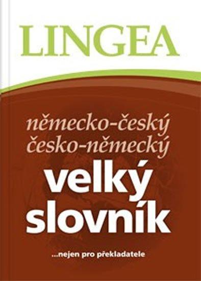 neuveden: Německo-český, česko-německý velký slovník ...nejen pro překladatele