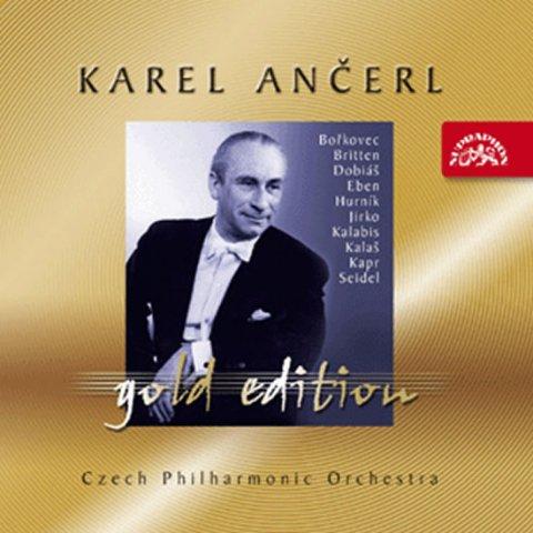 Různí interpreti: Gold Edition 43 -  Britten - Hurník - Dobiáš - Kapr - Kalaš - Kalabis - Sei