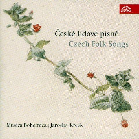 neuveden: České lidové písně - Musica Bohemica/Jaroslav Krček -  2CD