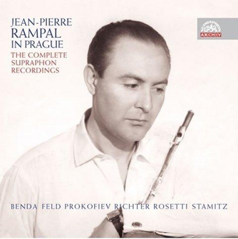 Rampal Jean-Pierre: Prague Recordings - 2CD