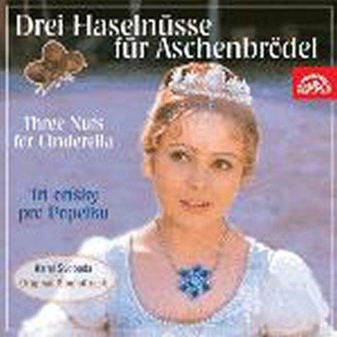 Svoboda Karel: Drei Haselnüsse für Aschenbrödel - CD