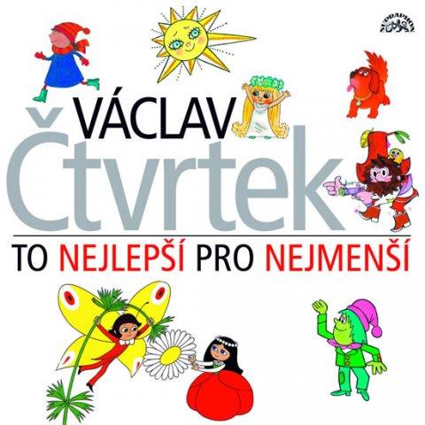 Čtvrtek Václav: To nejlepší pro nejmenší - CD