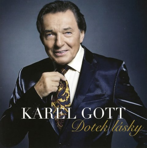 Gott Karel: Karel Gott - Dotek lásky CD