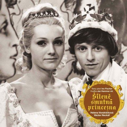 Hammer Jan: Šíleně smutná princezna CD
