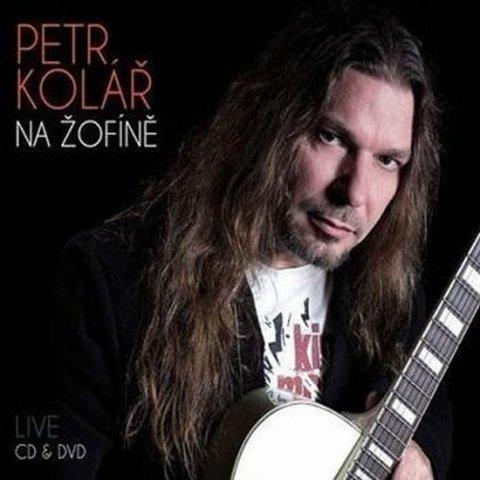 Kolář Petr: Petr Kolář LIVE - CD+DVD