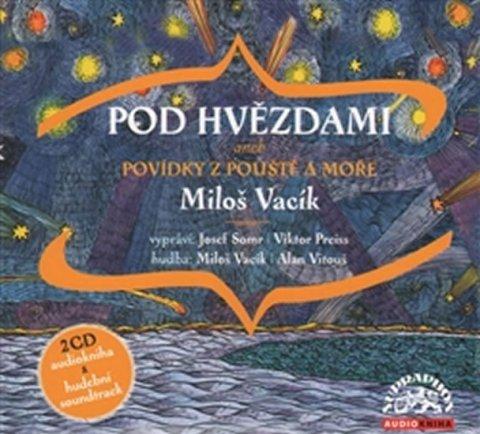 Preiss Viktor, Somr Joser, Vacík Miloš: Pod hvězdami CD Mp3