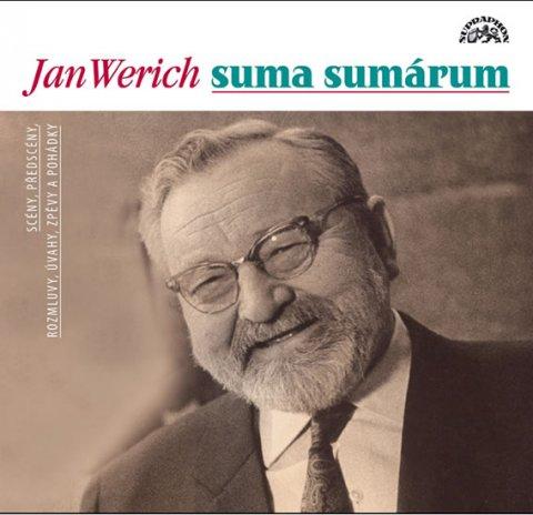 Werich Jan: Jan Werich: Suma sumárum - CD-MP3