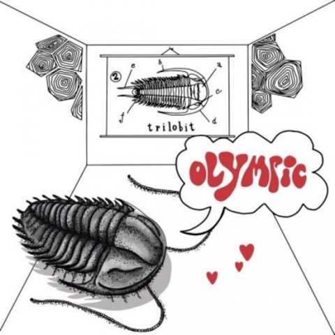 Olympic: Trilobit - CD