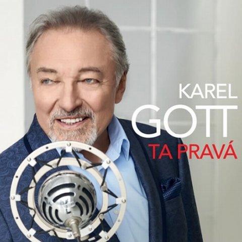 Gott Karel: Ta pravá - CD