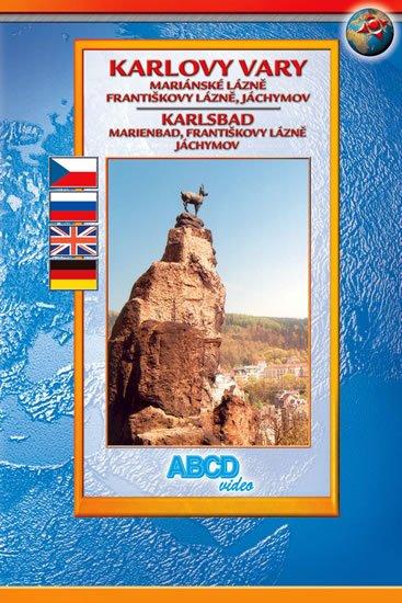 neuveden: Karlovy Vary - DVD (ČJ,AJ,NJ,RJ)