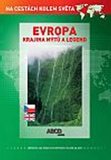 neuveden: Evropa krajina mýtů a legend DVD - Na cestách kolem světa
