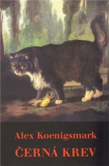 Koenigsmark Alex: Černá krev - 7CD