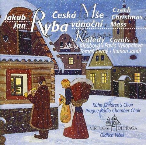 Ryba Jakub Jan: Česká mše vánoční - CD