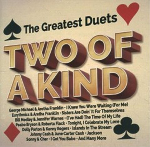 neuveden: THE GREATEST DUETS - Two Of A Kind - 2 CD