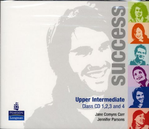 Parsons Jenny: Success Upper Intermediate Class CD