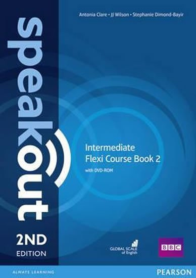 Eales Frances, Oakes Steve: Speakout 2nd Edition Intermediate Flexi Coursebook 2 Pack