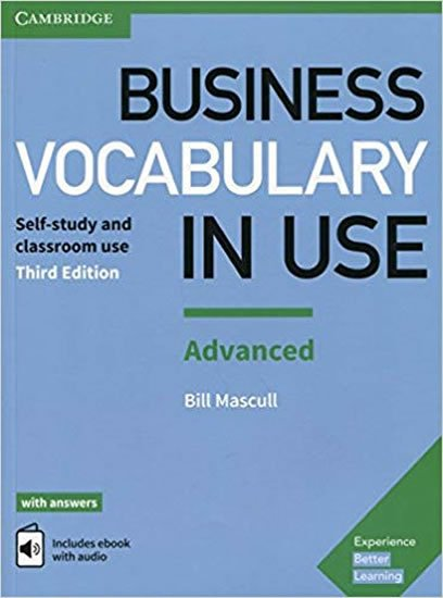 Mascull Bill: Business Vocabulary in Use: Advanced Book with Answers and Enhanced ebook