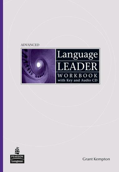 Kempton Grant: Language Leader Advanced Workbook w/ Audio CD Pack (w/ key)