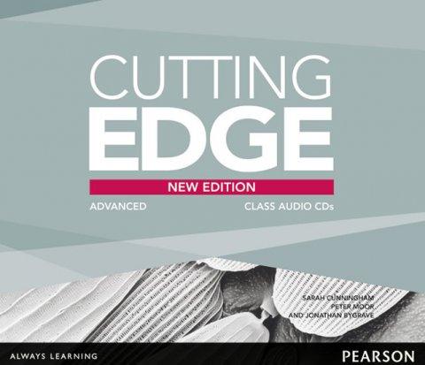 Cunningham Sarah: Cutting Edge 3rd Edition Advanced Class CD