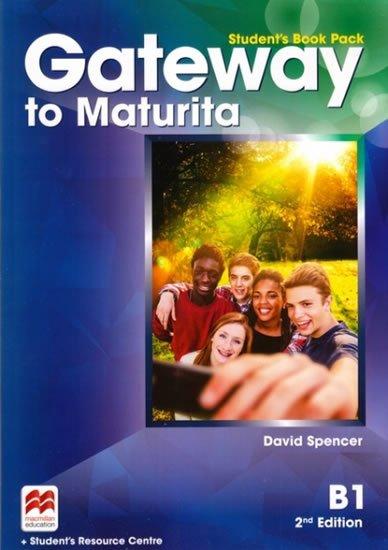 kolektiv autorů: Gateway to Maturita B1: Student´s Book Pack,2nd Edition