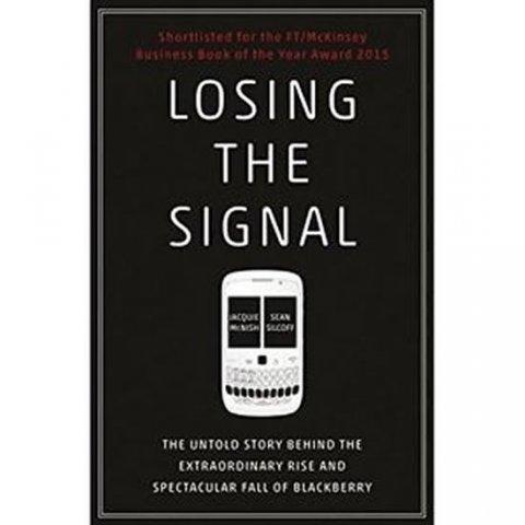 McNish Jacquie: Losing the Signal