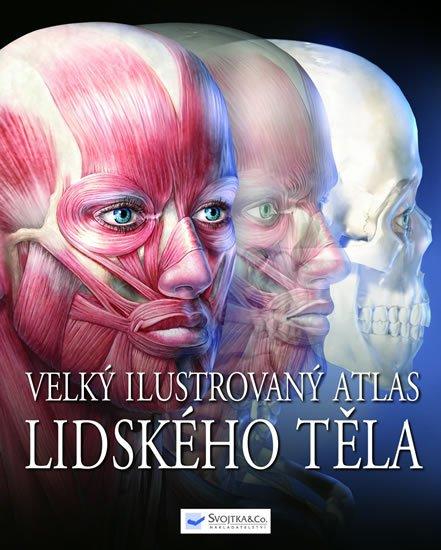 neuveden: Velký ilustrovaný atlas lidského těla