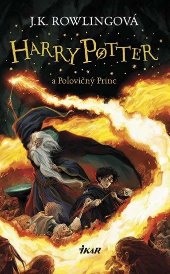 Rowlingová Joanne Kathleen: Harry Potter 6 - A polovičný princ
