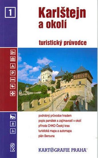 neuveden: Karlštejn a okolí/turistický průvodce