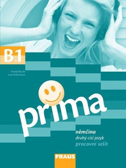 kolektiv autorů: Prima B1/díl 5 - pracovní sešit