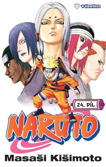 Kišimoto Masaši: Naruto 24 - V úzkých