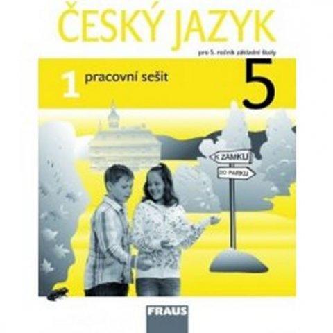 Janáčková Zita a kolektiv: Český jazyk PS 5/1