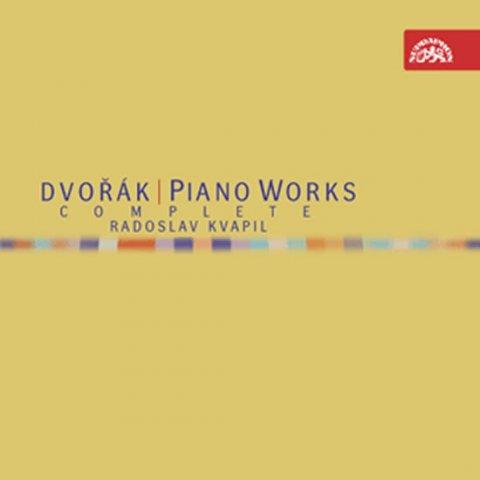 Dvořák Antonín: Klavírní dílo - 4CD