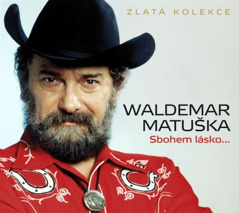 Matuška Waldemar: Sbohem lásko Zlatá kolekce 3CD