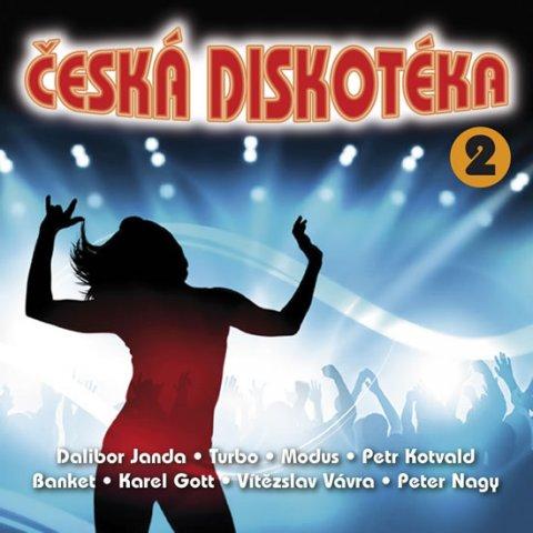 neuveden: Česká diskotéka 2, CD
