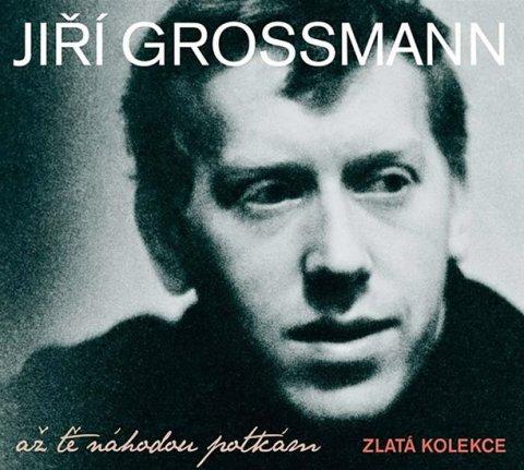 Grossmann Jiří: Grossmann Jiří - Až tě náhodou potkám 3CD