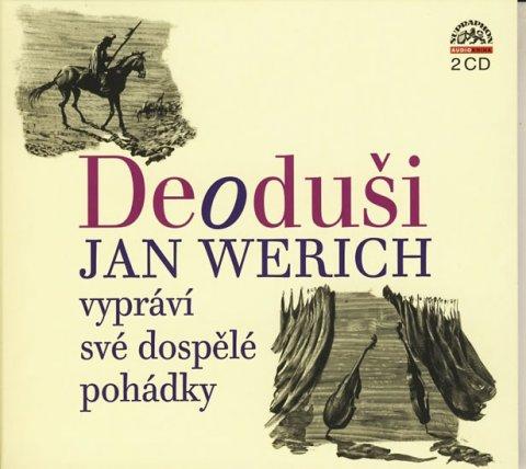 Werich Jan: Werich Jan - Deoduši 2CD