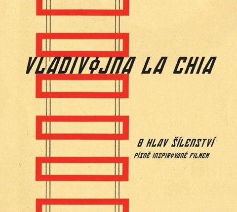 La Chia Vladivojna: 8 hlav šílenství - Písně inspirované filmem - CD