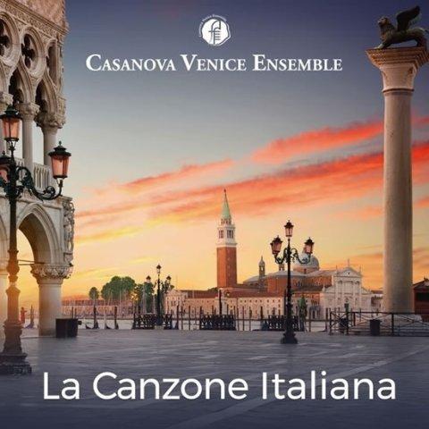 Casanova Venice Ensemble: La Canzone Italiana - CD