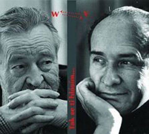 Voskovec Jiří, Werich Jan,: Tak se ti hlásím… - CD
