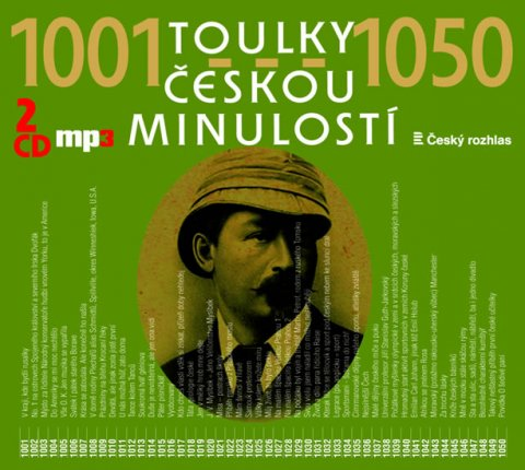 kolektiv autorů: Toulky českou minulostí 1001-1050 - 2 CD/mp3