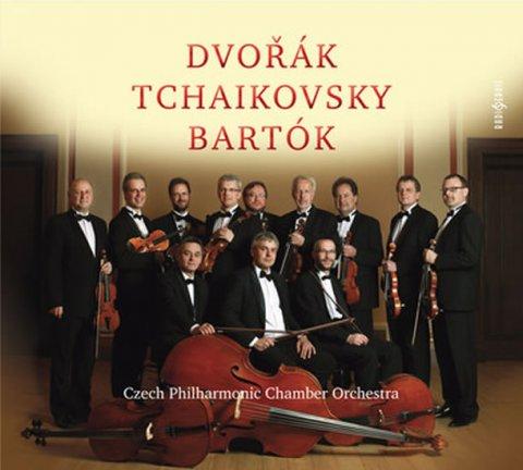 neuveden: Dvořák, Čajkovskij, Bartók - Filharmonický komorní orchestr / Czech Philhar