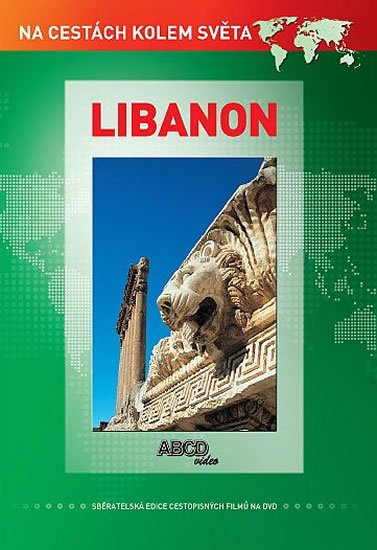 neuveden: Libanon DVD - Na cestách kolem světa